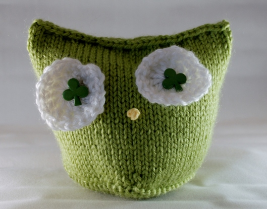 Owl stuffie giveaway at letgoofbeingperfect.com