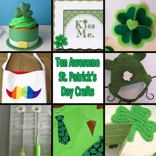 Ten Awesome St. Patrick's Day Crafts That Don't Completely Suck