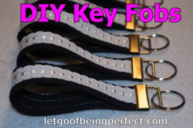 diy key fob craft idea