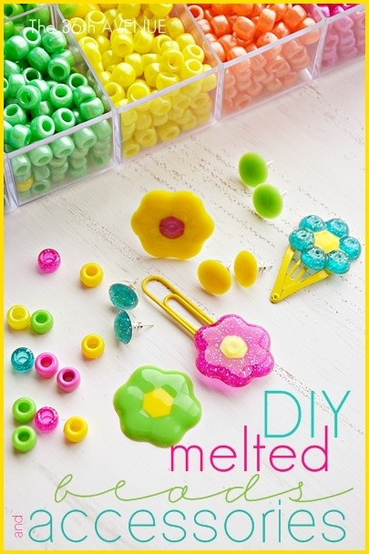 diy-melted-beads-for-hair